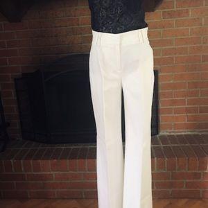BURBERRY LONDON White Slacks Pants, Very Classy